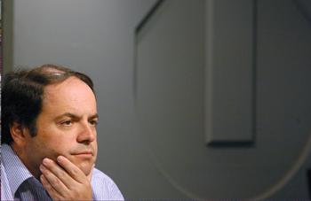 Diputado Rodrigo Álvarez, presidente de la Cámara de Diputados