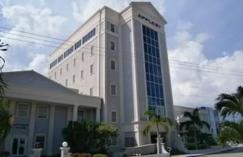 Edificio de Appleby en Islas Caimán (Fuente: arch-godfrey.com)