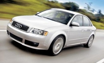 Audi A4, foto referencial.
