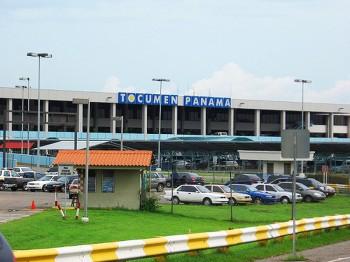 Aeropuerto Internacional de Tocumén.