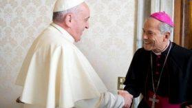 """La trastienda de las """"renuncias"""" de los obispos Cristián Caro y Gonzalo Duarte"""
