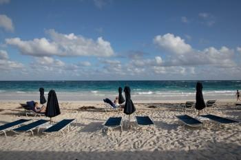 Bermudas (Foto: Hidefumi Nogami, del Asahi Shimbun, Japón)