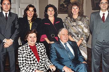 Las operaciones de la familia Pinochet para proteger la herencia inmobiliaria del dictador