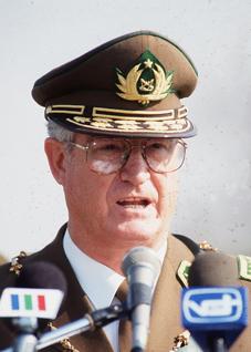 Fernando Cordero, ex general director
