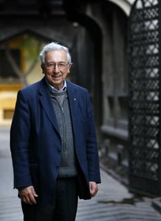 Fernando Montes, rector de la UAH.