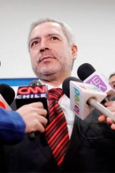 Fiscal regional metropolitano Sur, Raúl Guzmán