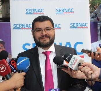 Ernesto Muñoz, director del SERNAC