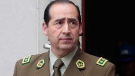 """General director de Carabineros: """"No teníamos cómo descubrir lo que se estaba tramando"""""""
