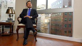 El empleado de Enrique Correa que opera como asesor de los senadores