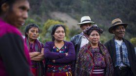 Una ley de reconciliación divide a Guatemala