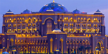 Hotel Emirates Palace (fuente: nytimes.com).