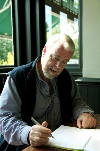 Hugh Bicheno, inglés de origen cubano, experto en secuestros. Asesoró a Agustín Edwards en las negociaciones.