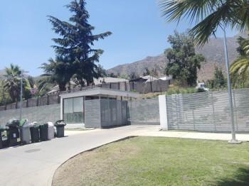 Condominio donde se ubica la casa que se compró en 2016 el alcalde Aguilera