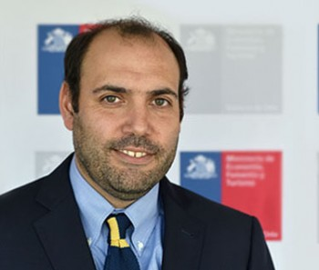 Ignacio Guerrero, subsecretario de Economía