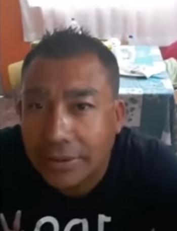 Jorge Pinto Carvajal (fuente: Youtube.com)