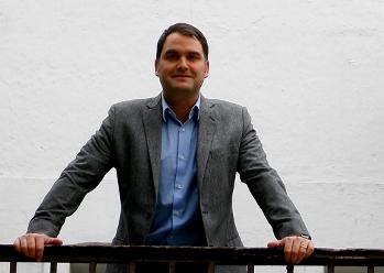Javier Macaya, secretario general de la UDI
