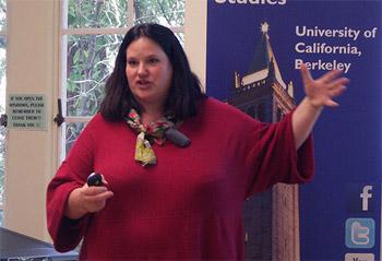 Kirsten Sehnbruch (Fuente: berkeley.edu)