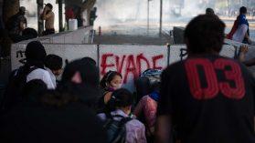Sobre la ley anti-encapuchados y otras adaptaciones legales fascistas