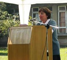 Marina Zolotoochin, directora del CECV