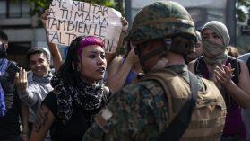 Foto reportaje: las impactantes imágenes del estallido social