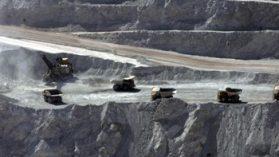 La fiebre minera se apoderó de Colombia