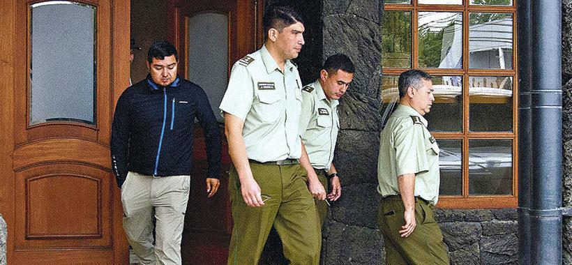 El Ministerio Público investiga a nueve carabineros por presuntas pruebas falsas