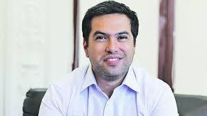 Nicolás Farfán, ex director del Injuv.