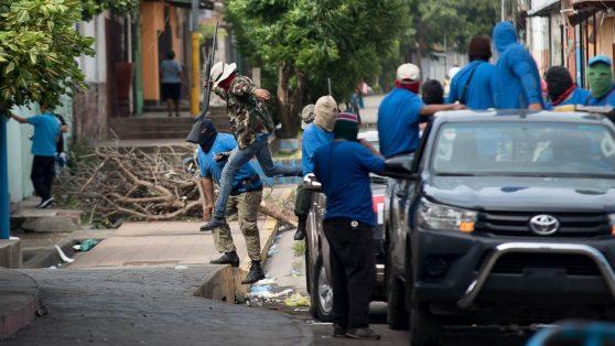 Nicaragua: Monimbó, ocupada militarmente, cierra sus puertas y resiste