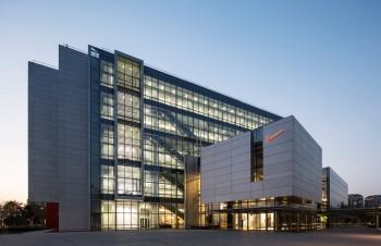 Edificio corporativo de Nike (Fuente: nike.com)