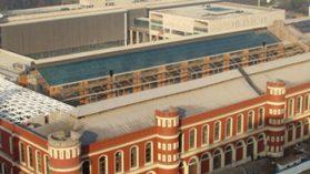 Los millones de la Ley del Cobre que se usaron para los edificios del Ejército y la Fach