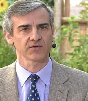Pablo Lavados (Fuente: Canal 13)