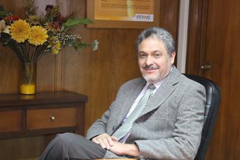 Prorrector Pedro Palominos