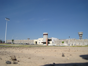 """Prisión de máxima seguridad de Puente Grande, donde """"El Licenciado"""" y """"El Chapo"""" se hicieron próximos (Foto: Flickr/Legistalitivo Jalisco)"""