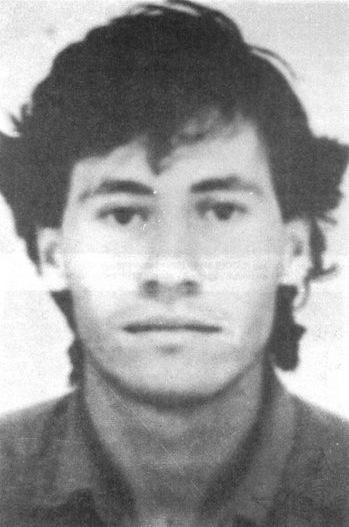 """Raúl Escobar Poblete (""""Emilio"""") fue el contacto entre el """"comandante Ramiro"""" y la casa-retén durante el secuestro. Nunca fue detenido."""