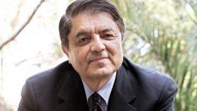 Escritor y periodista Sergio Ramírez obtiene Premio Cervantes 2017
