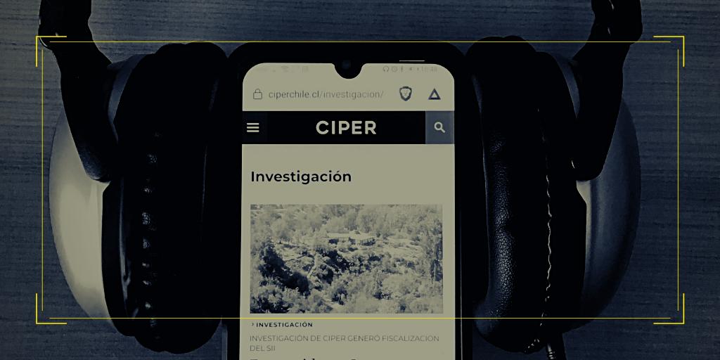 Audio/CIPER