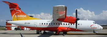 (Fuente: Sunrise Airways)