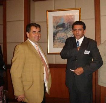 Waldo Rojas y Luis Horacio Rojas
