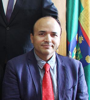 José Miguel Zapata, concejal y funcionario del GORE