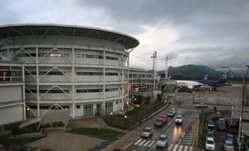 Tematicas del aeropuerto de Santiago.