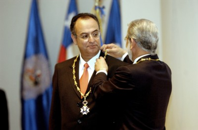 Arturo Herrera y Nelson Mery