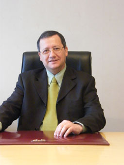 Alcalde Sergio Medel