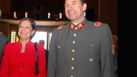 Las ventas inmobiliarias de la esposa del general Fuente-Alba en una fundación del Ejército