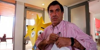 Andrés Fazio, vicepresidente de la ANFP