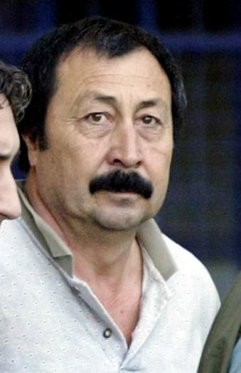 """Galvarino Apablaza, """"comandante Salvador"""", máximo líder del FPMR en la época del secuestro."""
