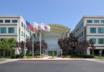 Oficinas de Apple en California