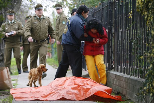 Radiografía del crimen: cómo, dónde y por qué se mata en el Gran Santiago