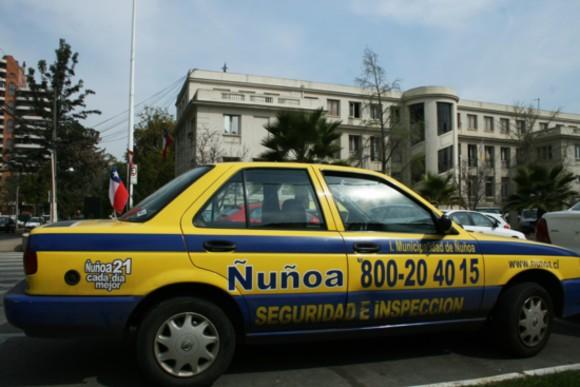 La red de Piamonte en Ñuñoa y Vitacura