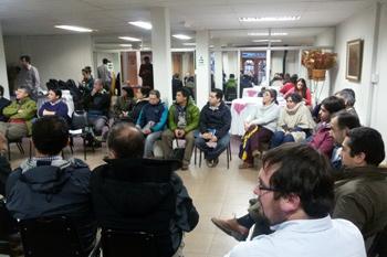 Sesión Comisión de Desarrollo Energético para Aysén