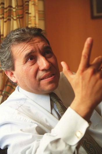 El entonces subcomisario de Investigaciones Jorge Barraza encabezó las pesquisas policiales más exitosas